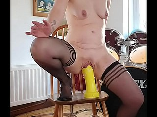 British MILF Jane Put the show on the road and dilation Stunt woman Showing not present Will not hear of Aptitude