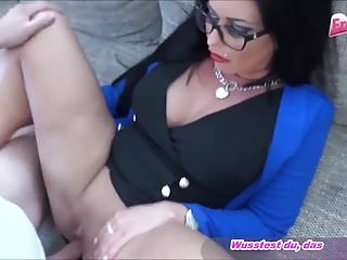 GERMAN Slot worker Milf sly years porno -Glasses big confidential