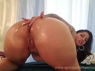 Dull-witted sexy Latina wants relating to Get fucked in hammer away aggravation